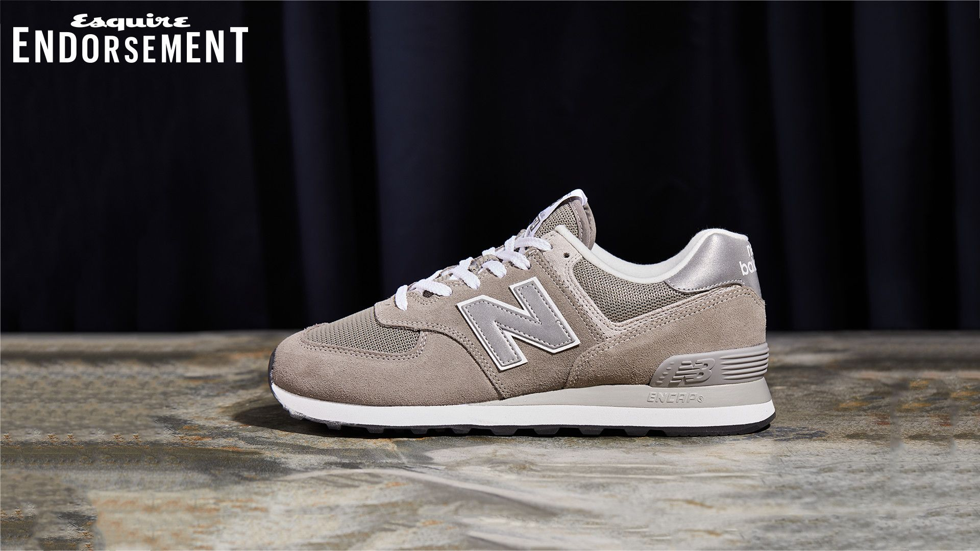 ebcddcd46f00 New Balance 574 Sneakers - The Sneaker That's So Anti-Fashion It's  Fashionable Again