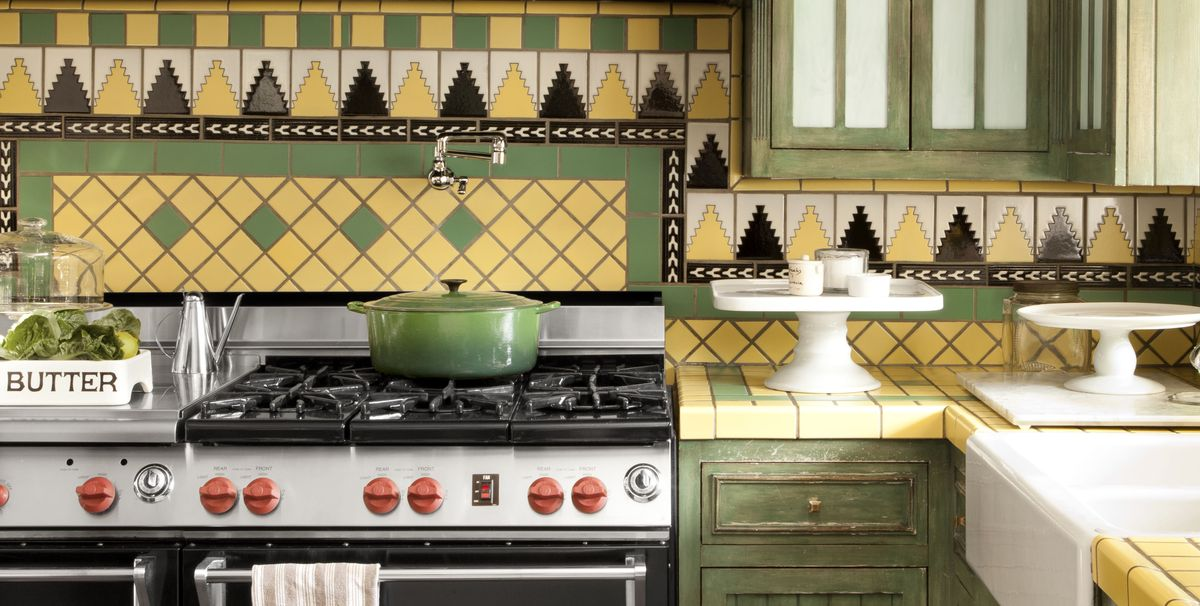 Tile Countertops - Pros, Cons, and Cost of Tile Kitchen ...