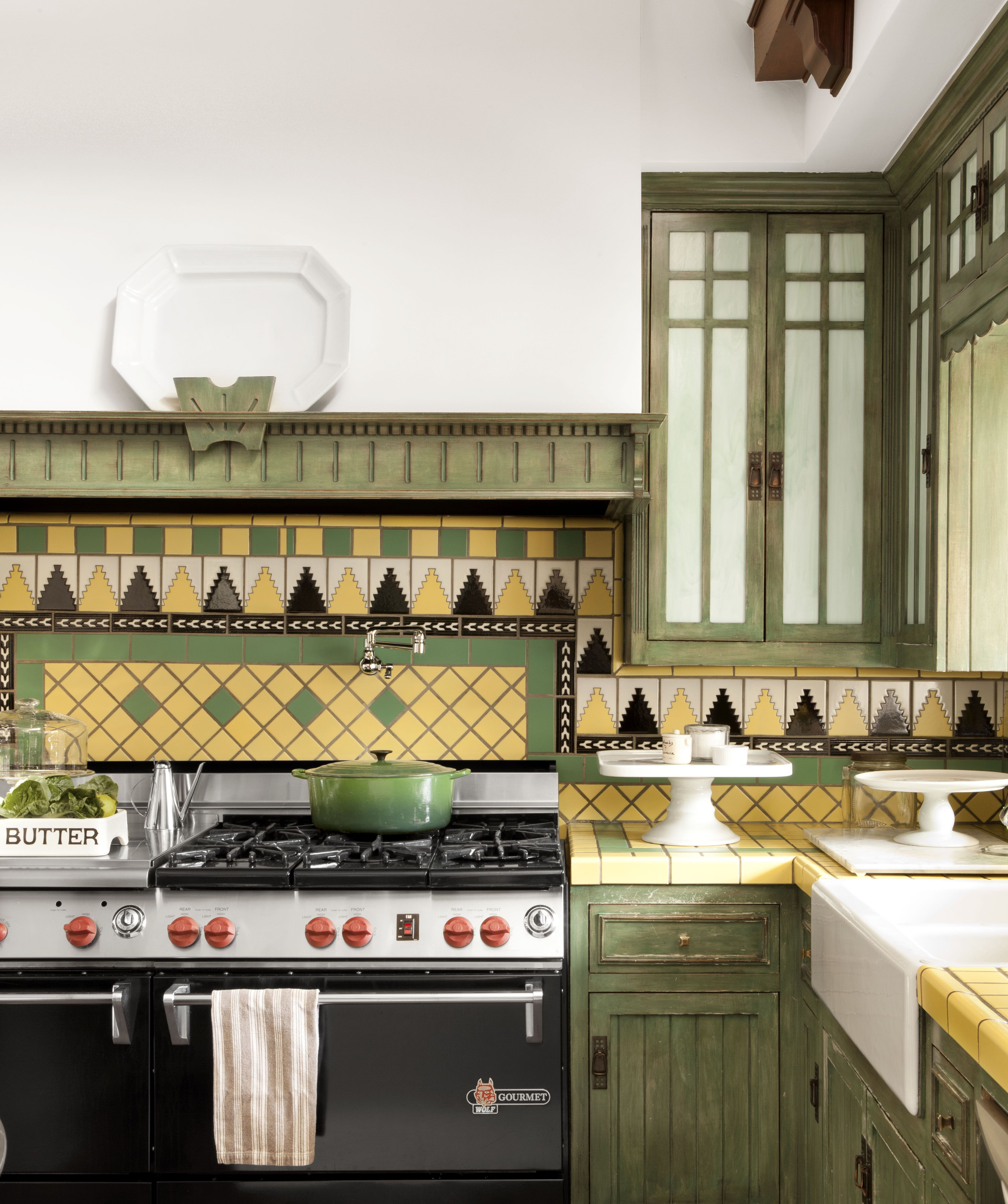 Tile Countertops Pros Cons And Cost Of Tile Kitchen Countertops