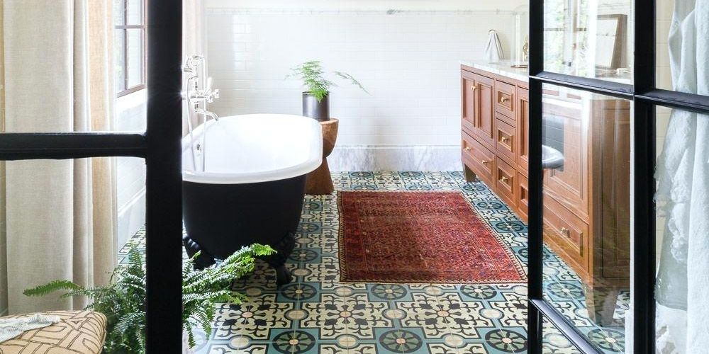 30 Great Pictures And Ideas Of Old Fashioned Bathroom Tile: 33 Bathroom Tile Design Ideas