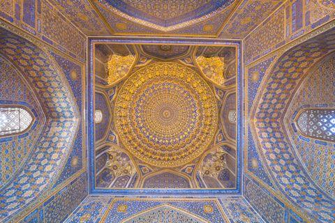 Tilla-Kari Madrasah in Samarkand