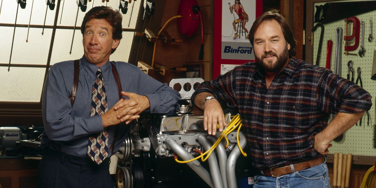 Tim Allen Richard Karn Are Teaming Up For A New Competition Show Called Assembly Required