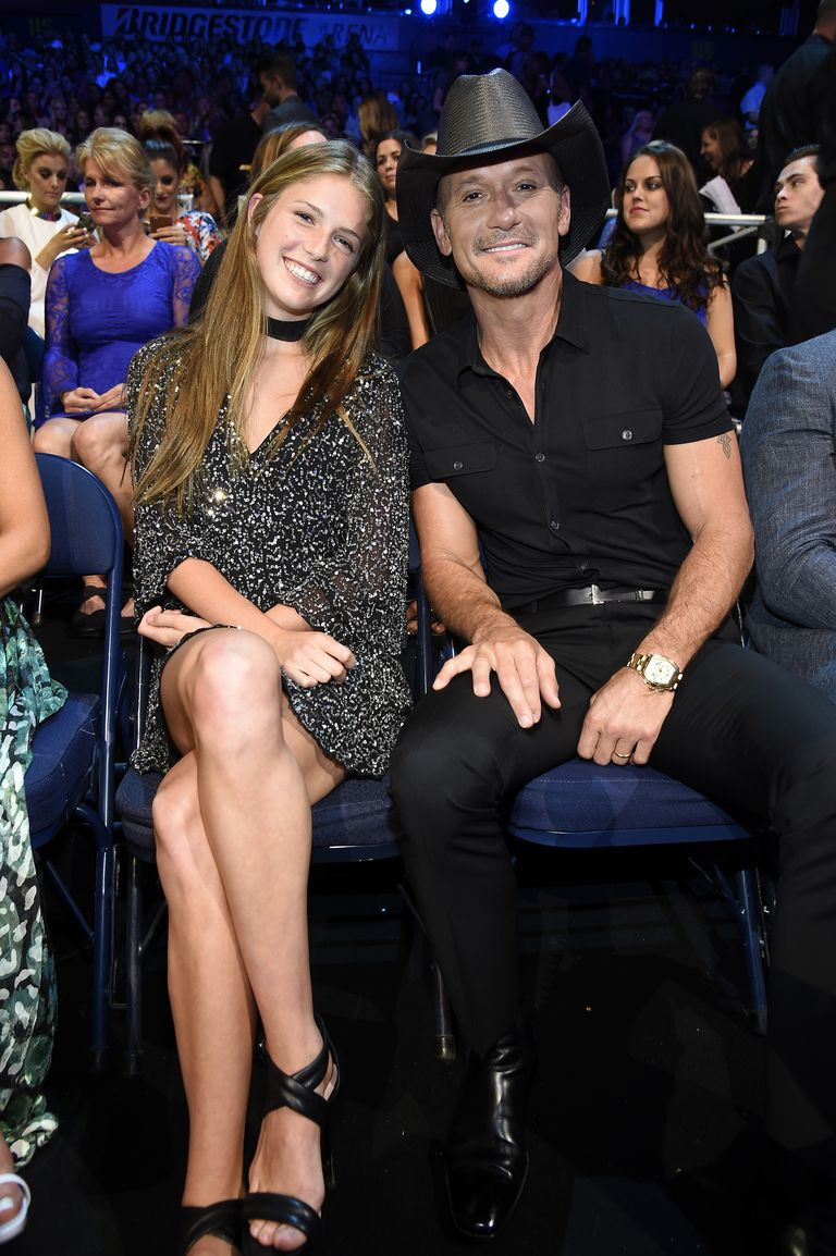 Tim mcgraw and faith hill kids 25 fun facts about gracie for How old are tim mcgraw and faith hill s kids