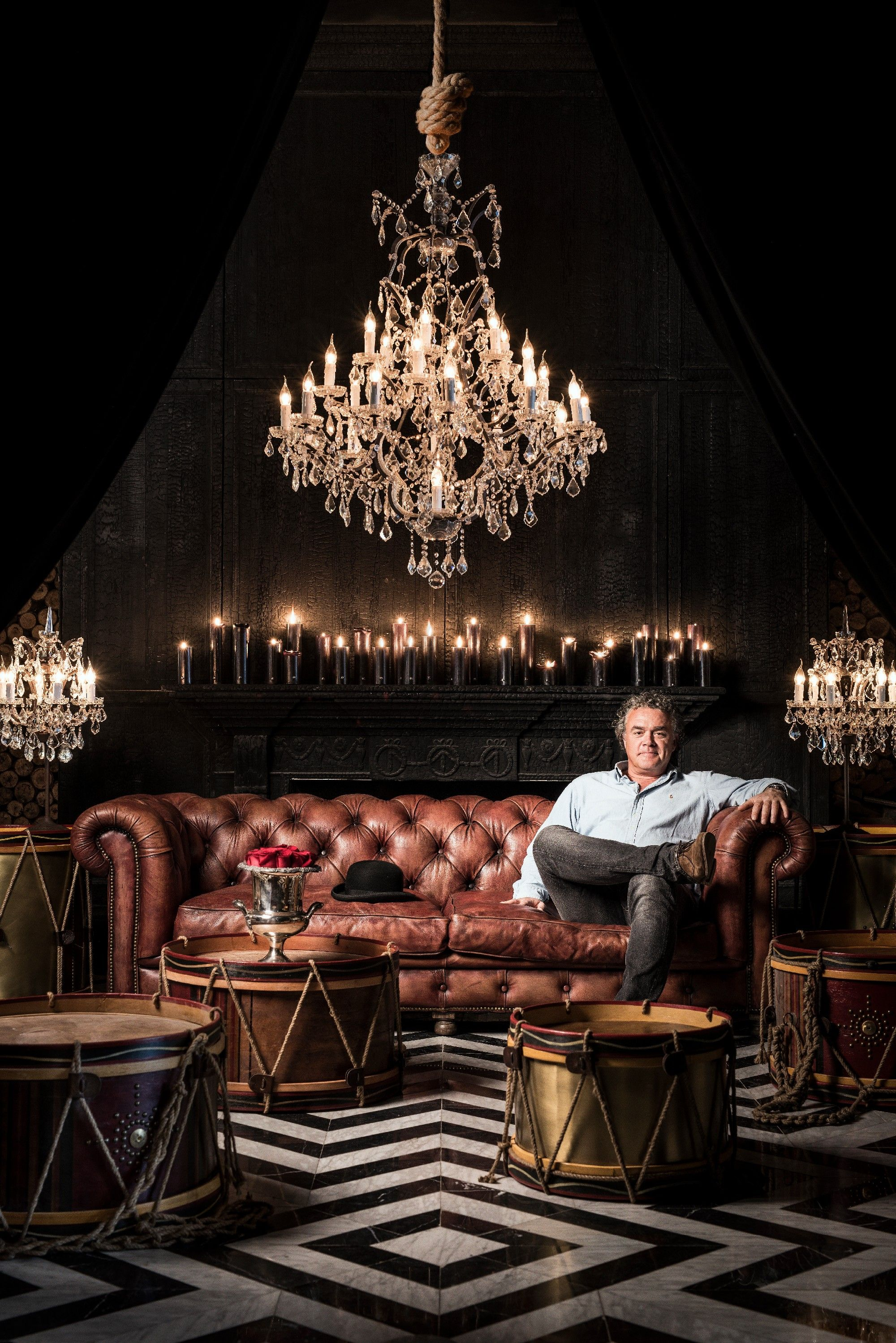 """The Art of """"Humble Luxury"""" is the Key to Timothy Oulton's Business"""