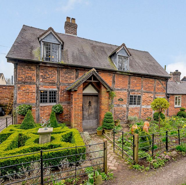17th century timber framed property for sale