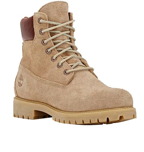 Footwear, Shoe, Work boots, Beige, Boot, Brown, Tan, Hiking boot, Outdoor shoe, Suede,