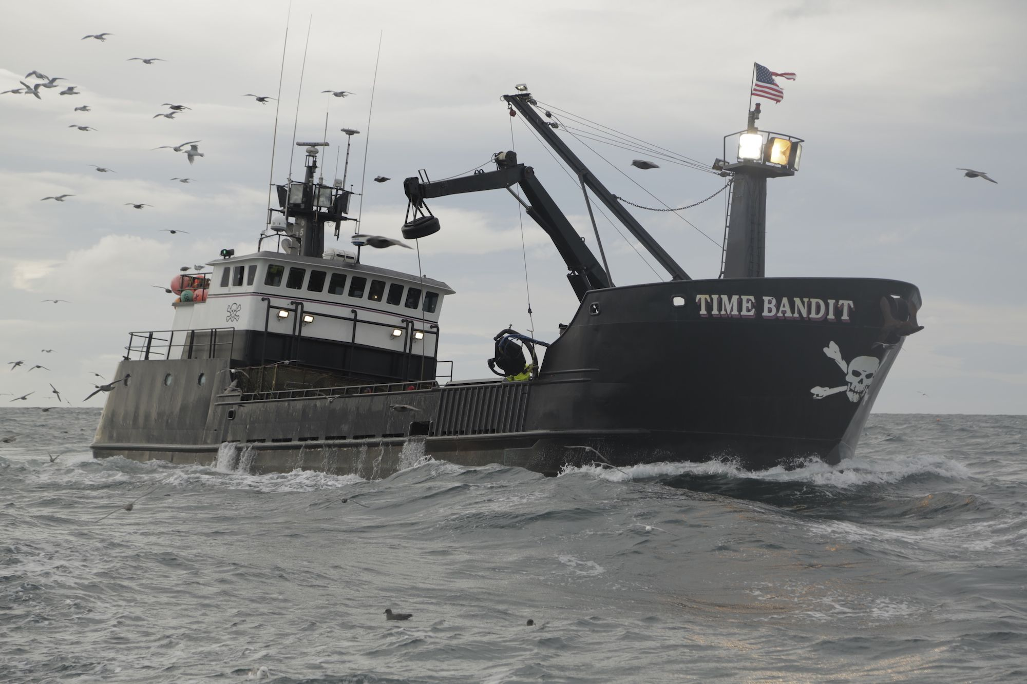 Time Bandit Deadliest Catch — What Happened to the Time Bandit?