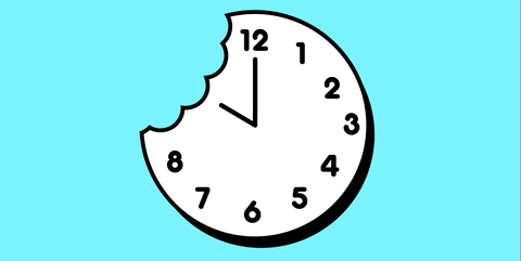 Line, Aqua, Colorfulness, Teal, Turquoise, Circle, Clock, Home accessories, Graphics,