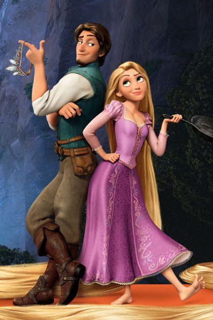 Rapunzel And Flynn Ryder Couples Costume Costume Party