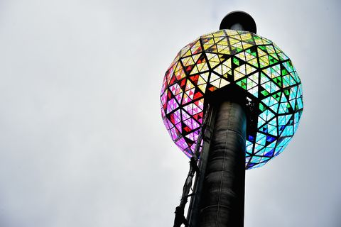 History of New Year's Holiday - Times Square Ball Drop
