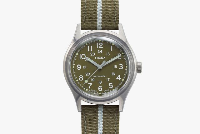 timex mk1 mechanical 36mm