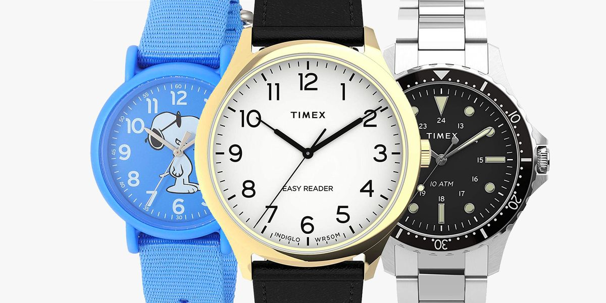 Take Nearly 40% Off Timex Watches for Prime Day