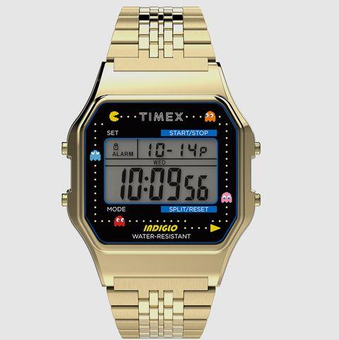 Watch, Digital clock, Technology, Fashion accessory, Measuring instrument, Watch accessory, Timer, Brand, Clock,
