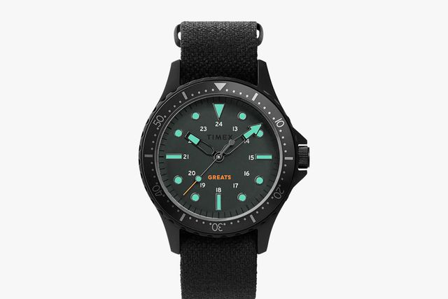 timex x greats watch