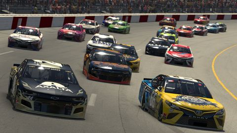 eNASCAR iRacing Pro Invitational Series - Toyota Owners 150