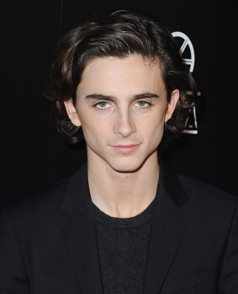 People Think Timothée Chalamet and Natalia Dyer Are Twins