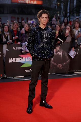 """The King"" UK Premiere - 63rd BFI London Film Festival"