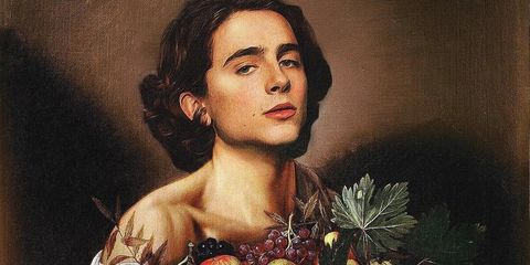 Face, Portrait, Nose, Lip, Art, Painting, Chin, Cheek, Forehead, Self-portrait,