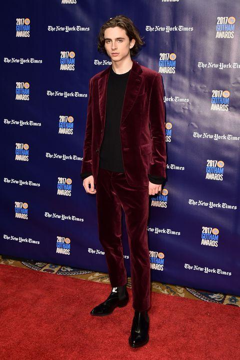 alfombra roja de los gotham independent film awards 2017