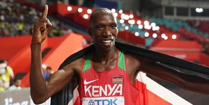 Timothy Cheruiyot, 1.500m, Doha 2019, Mundial de atletismo