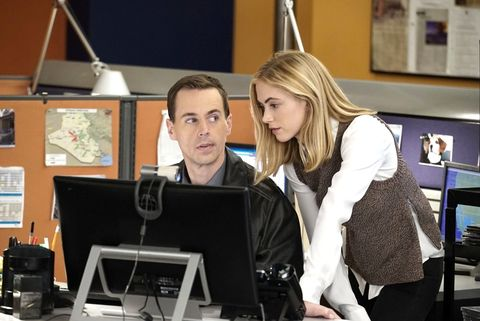 why did mcgee leave ncis