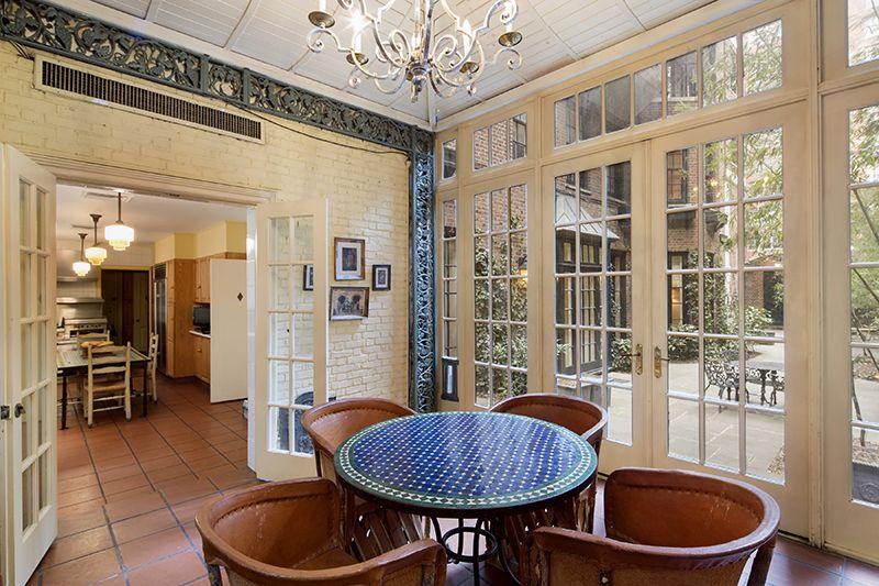 Tina Brown New York home