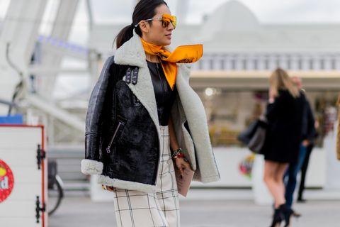 street style  paris fashion week  day eight womenswear fall winter 20162017