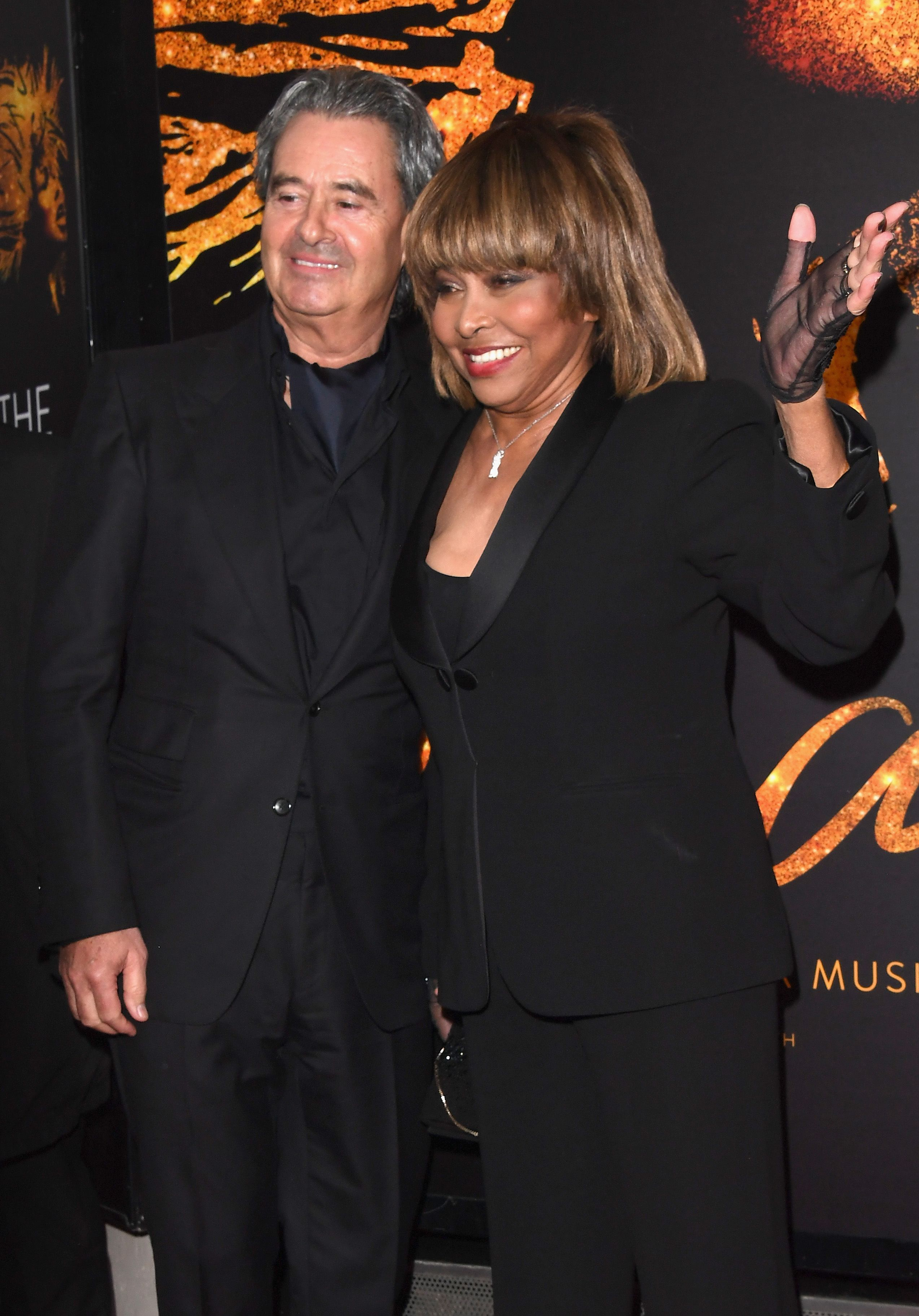 Turner erwin age difference bach tina Tina Turner,