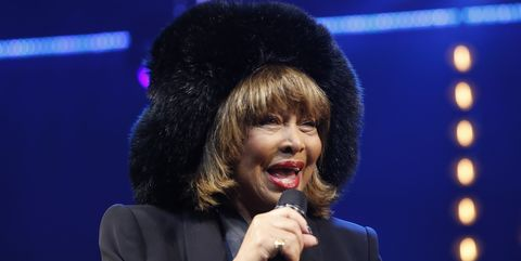 """TINA - Das Tina Turner Musical"" Premiere In Hamburg"