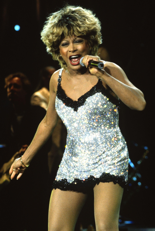 Tina Turner In Concert - 1997