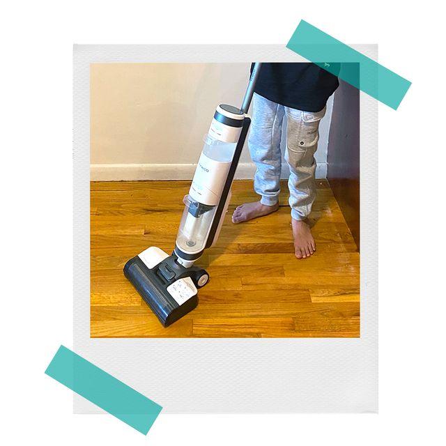 tineco s3 wet dry vacuum on wood floors
