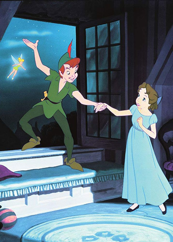 Peter Pan remix The Lost Girls by Emma Thompson could be the sequel we need