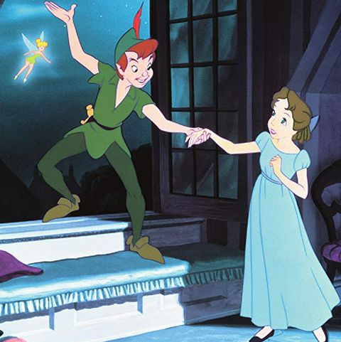 Image result for peter pan wendy