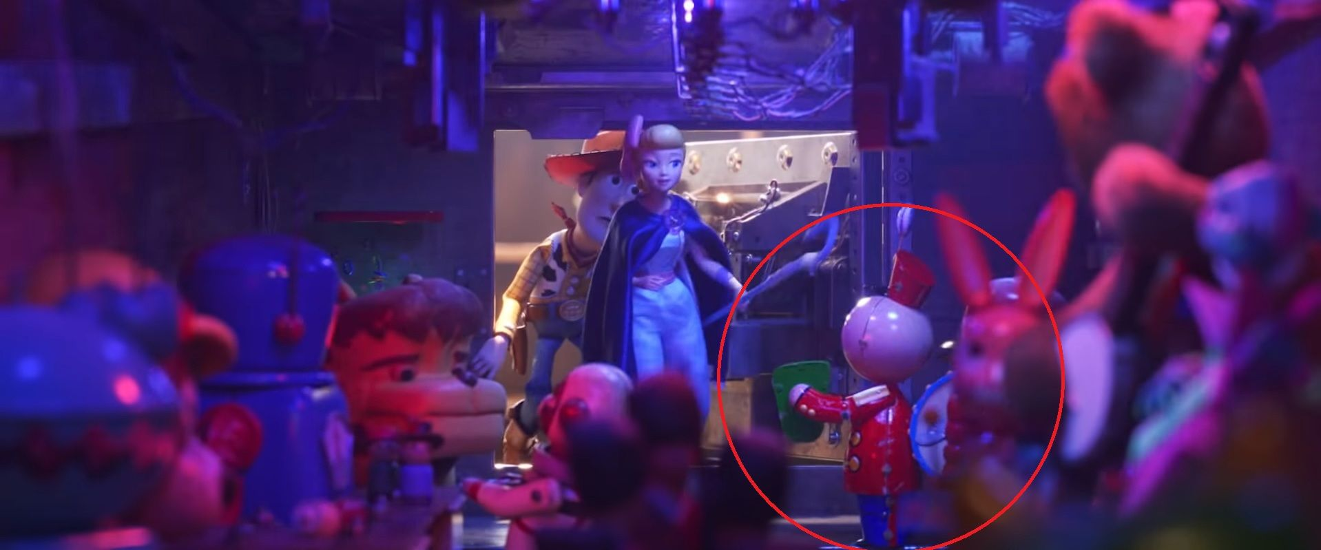 'Tin Toy', el origen de 'Toy Story' regresa en 'Toy Story 4'