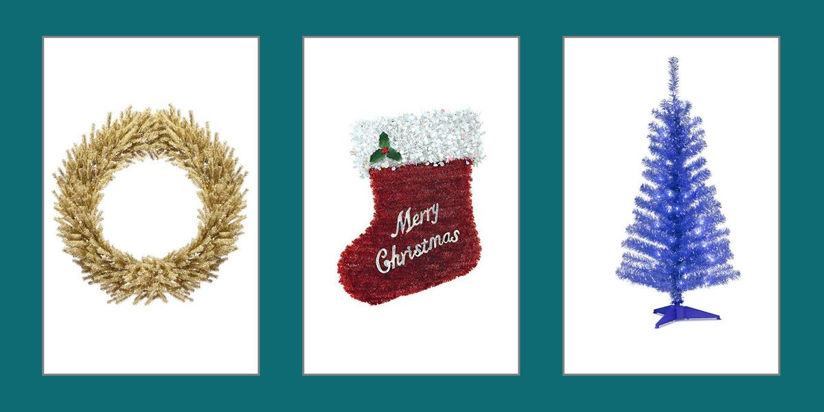 new styles 2804a 2d056 These Fun Christmas Tinsel Ideas Are Too Good Not to Try