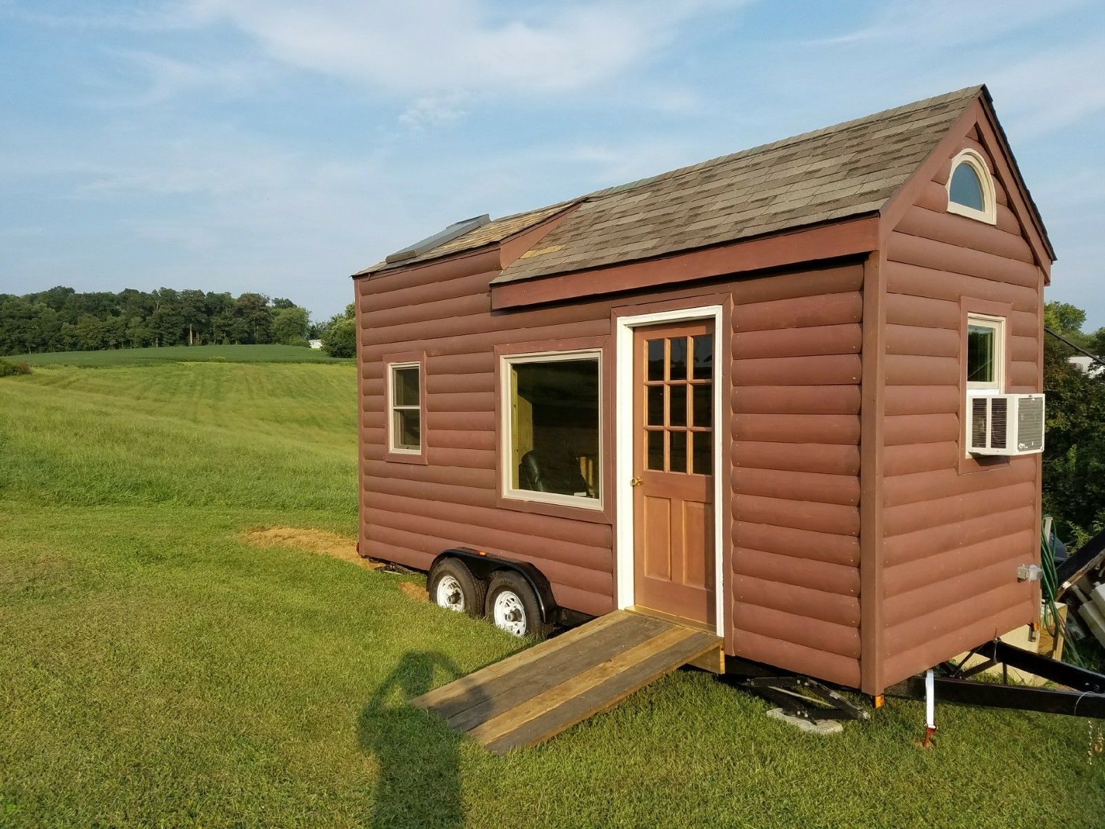 Super 10 Tiny Houses On Wheels Portable Homes And Trailers Download Free Architecture Designs Sospemadebymaigaardcom