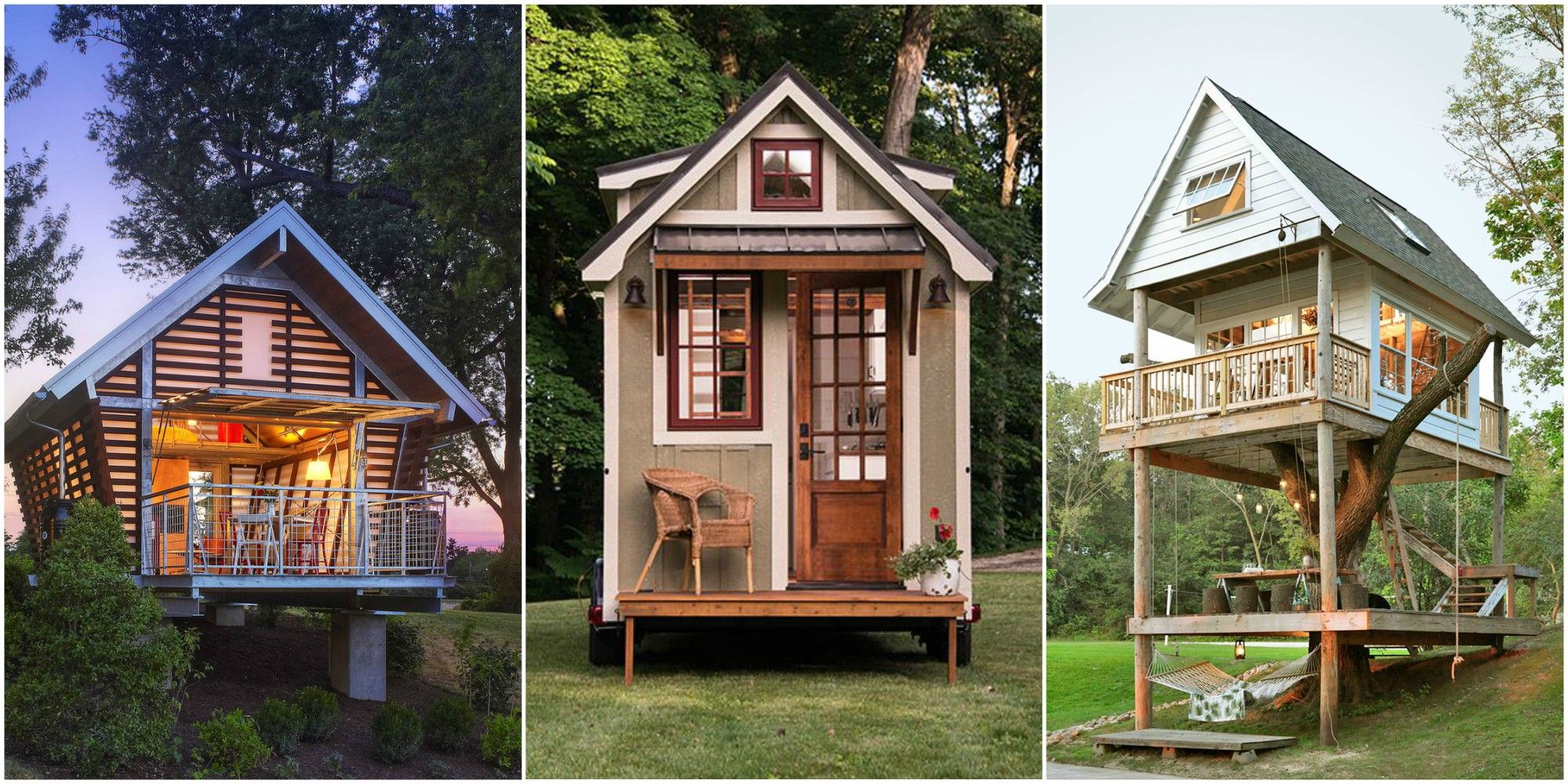 While The Structures Often Measure Less Than 300 Square Feet, The Tiny House  Movement Isnu0027t Necessarily ...
