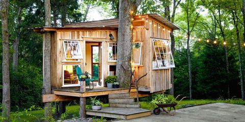 72 Best Tiny Houses 2018 - Small House Pictures & Plans