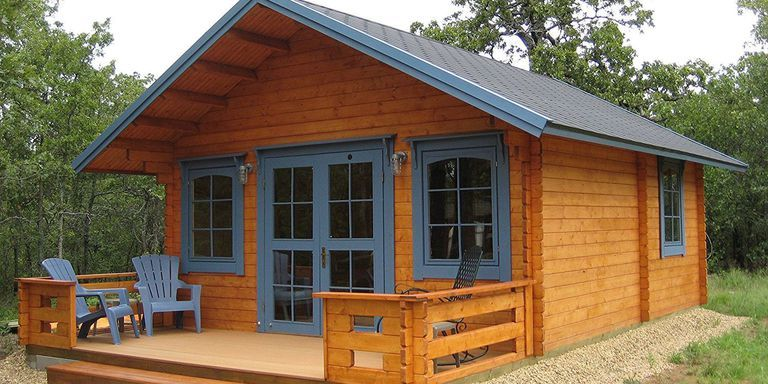 tiny houses for sale on amazon prefab homes and cabin kits on amazon rh countryliving com small prefab cottages for sale in canada Small Manufactured Cabins and Cottages