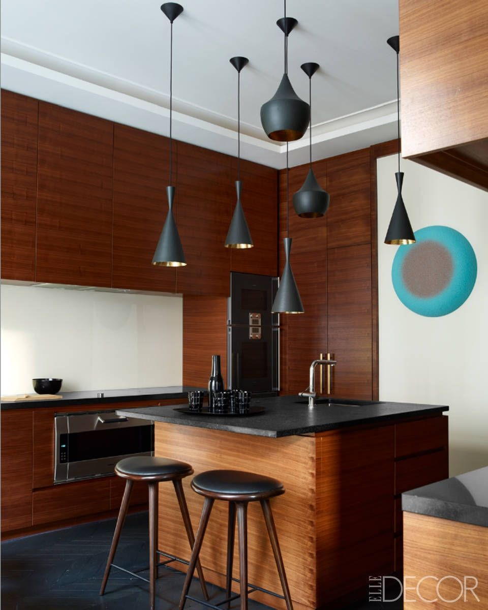 Furniture for kitchens Stainless Steel Small Kitchens Elle Decor Best Small Kitchen Designs Design Ideas For Tiny Kitchens