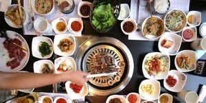 Koreaanse barbecue
