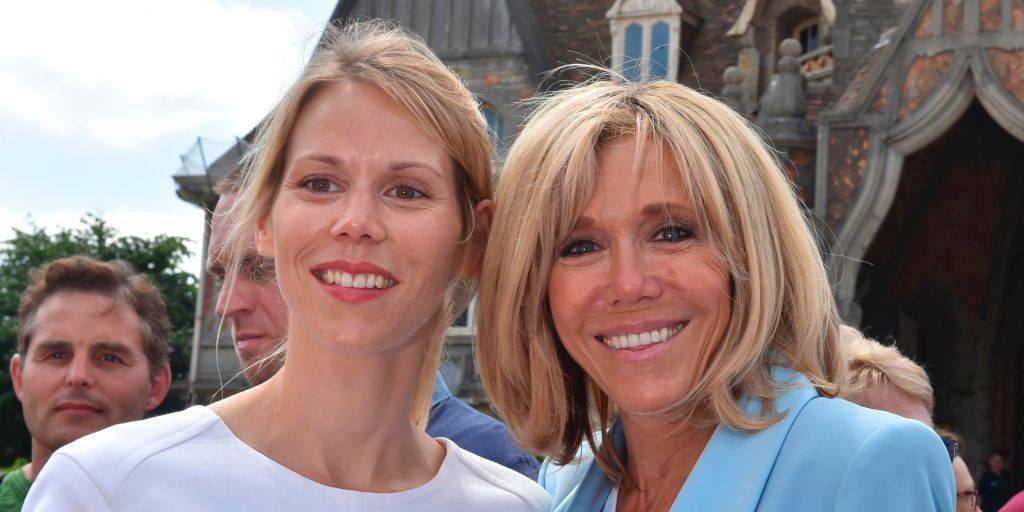 Brigitte Macron S Daughter On Her Mother S Love Story With Emmanuel Macron