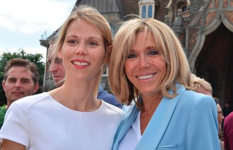 Brigitte Macron's daughter on her mother's love story with Emmanuel