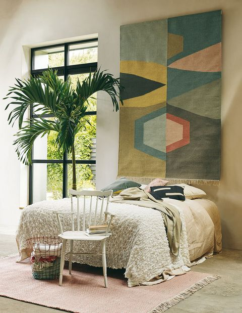 Hanging Rug Interiors Trend Rugs As