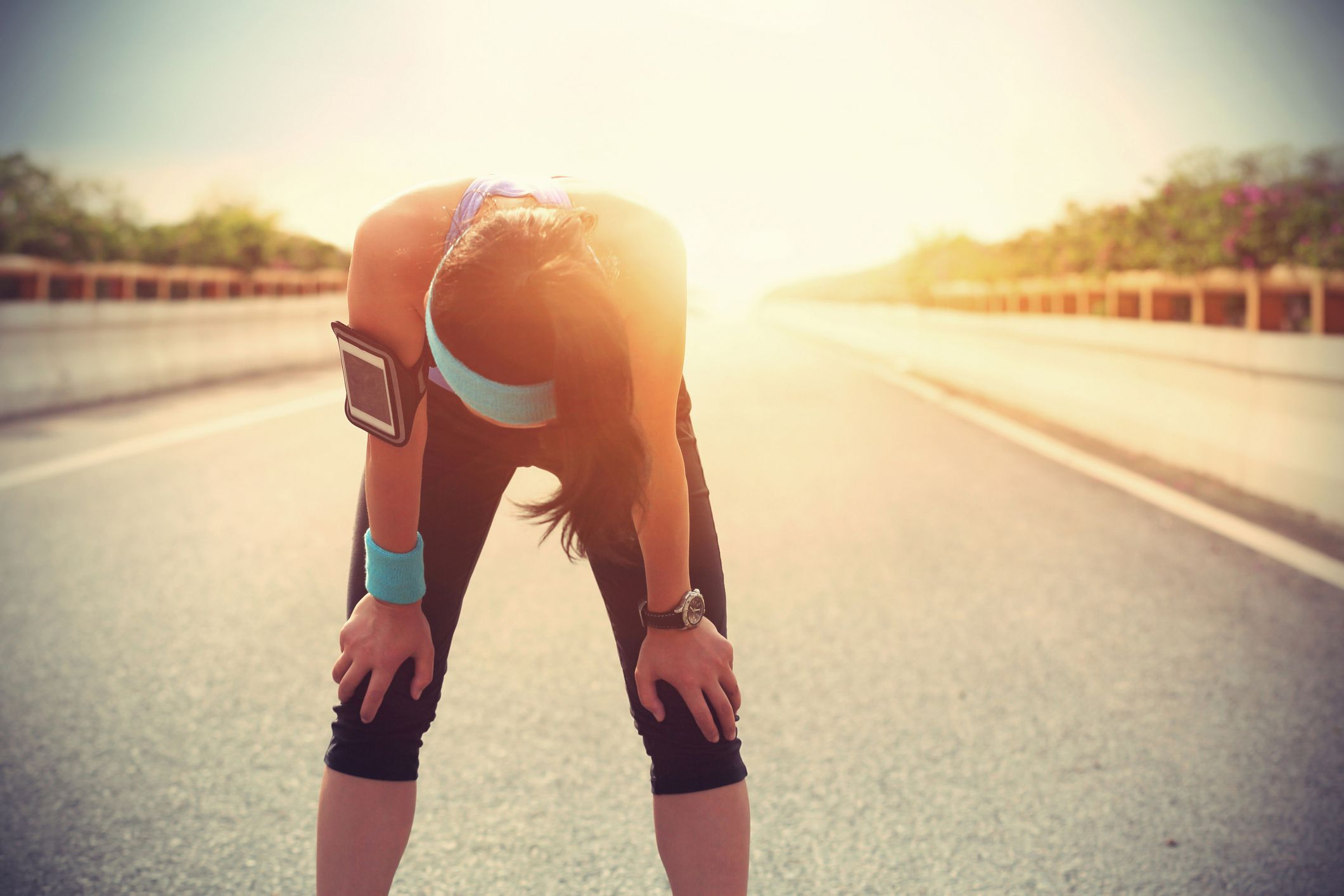 12 Tips to Get You Through Your Long Run When You're Seriously Struggling