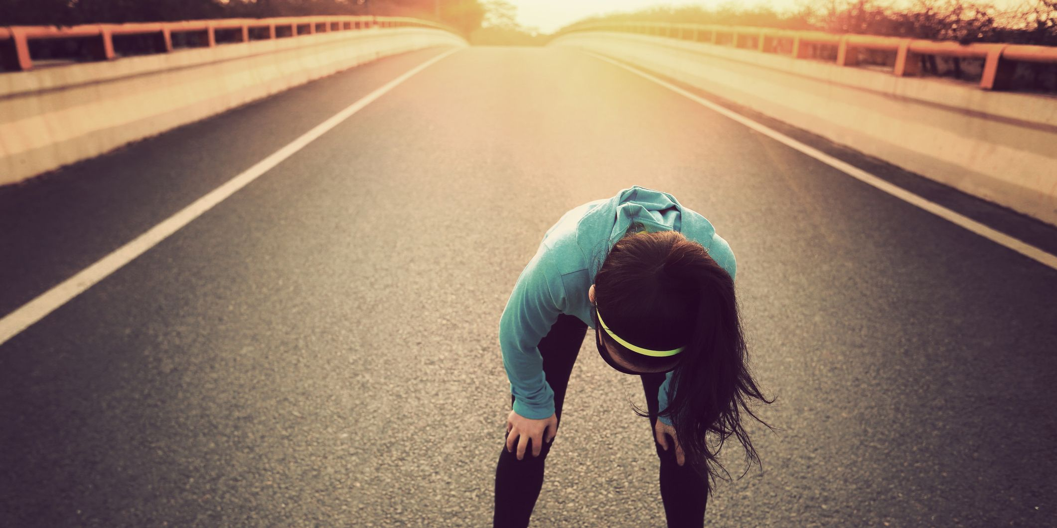 how to stop yourself running too fast in a race