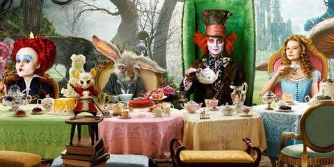 Wonderful Time, la tendenza da star per prendersi una pausa con il tè in stile regina Elisabetta