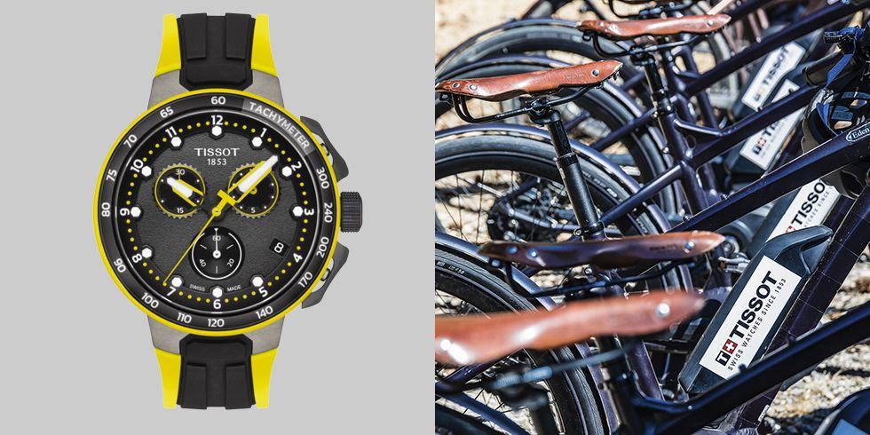 Tissot Gears Up For The Tour De France