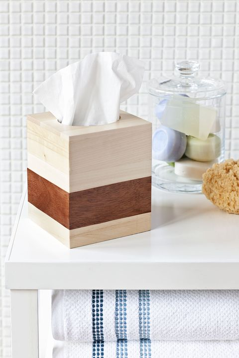 Tissue Box - DIY Home Decor