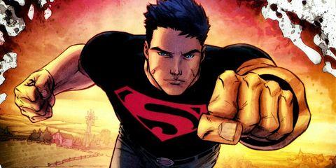 titanes personajes temporada 2 superboy
